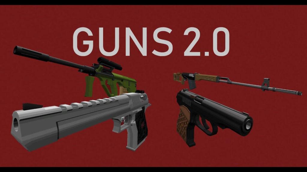 Minecraft Guns