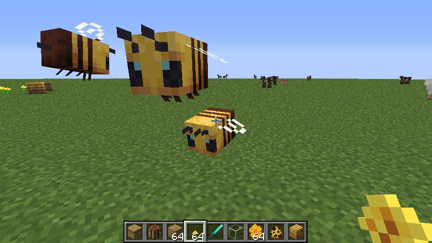 ミツバチを連れてくる