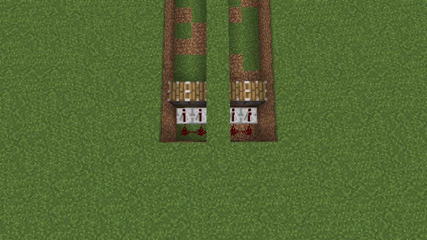 埋め込み型小麦自動収穫機-作業③
