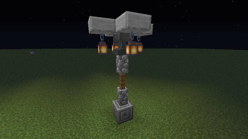 石の街灯③