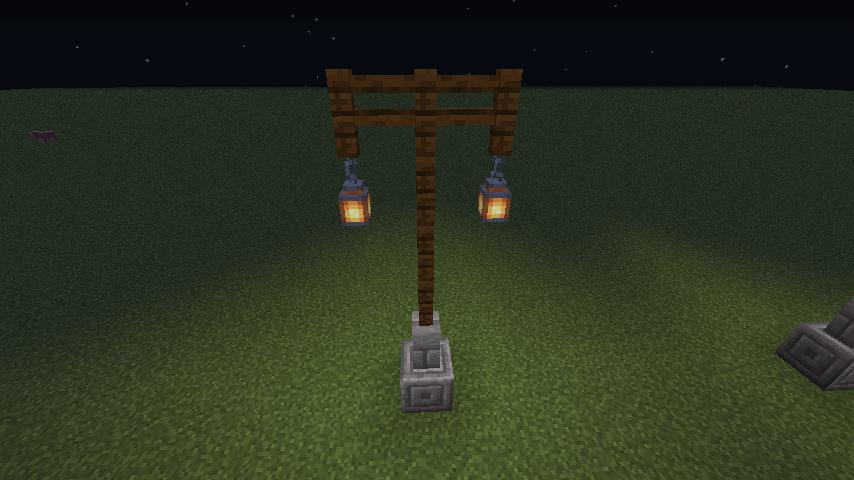シンプルな街灯②