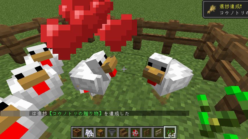 ニワトリの繁殖