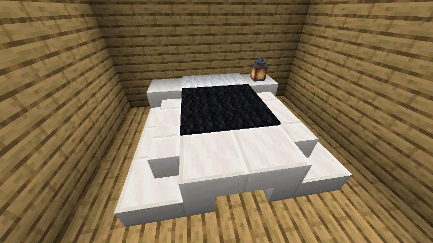 モダンなベッド1