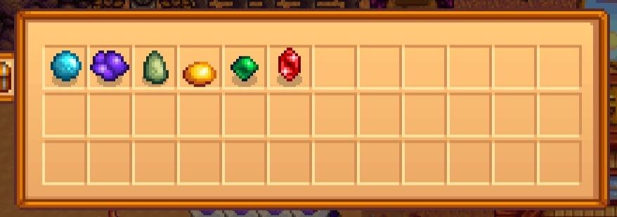 強化用の宝石